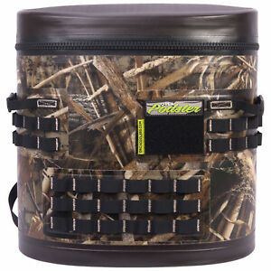 Orca Podster 14.25 Quart Waterproof Insulated Outdoor Backpack Cooler, Camo