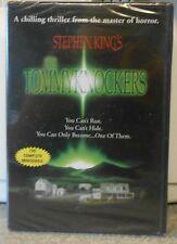 The Tommyknockers (DVD, 1998) RARE HORROR 1993 TV MINI SERIES MOVIE BRAND NEW