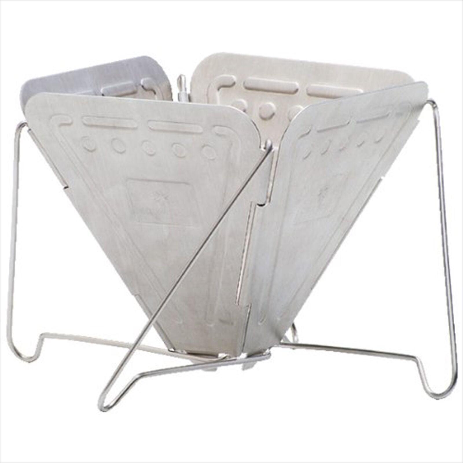 Snow Peak Folding Coffee Dripper fire table type CS-113