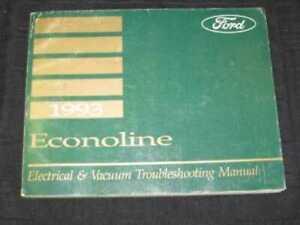 1993-Ford-Econoline-EVTM-Electrical-Manual