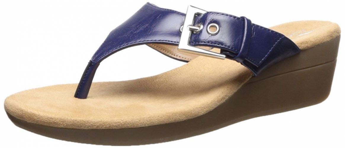 Aerosoles Women's Women's Women's Flower Wedge Sandal 7f5c5a