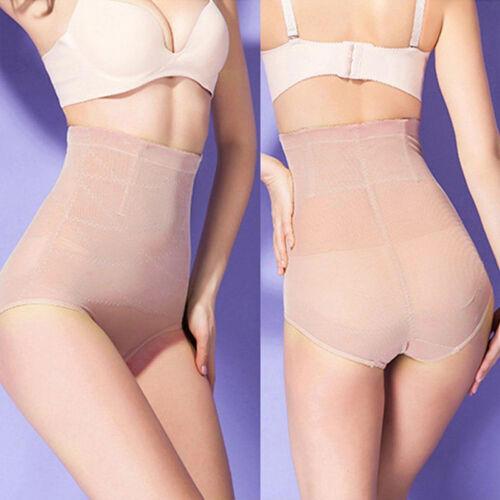 Damen Bauchweggürtel Bodyshaper Hohe Taille Taillenmieder Korsett Figurformer