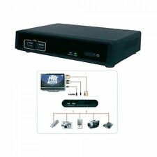 TeVii Multimedia Mini Box m500 FullHD 1080p HDMI Media Player, Samba, LAN, USB