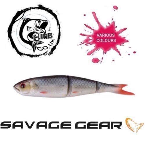 Savage Gear Soft 4 Play Soft lure 8 Cm 4 G 4PCS Boîte JigPikePercheZander