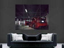 HONDA CIVIC CAR GIANT WALL POSTER ART PICTURE PRINT LARGE HUGE