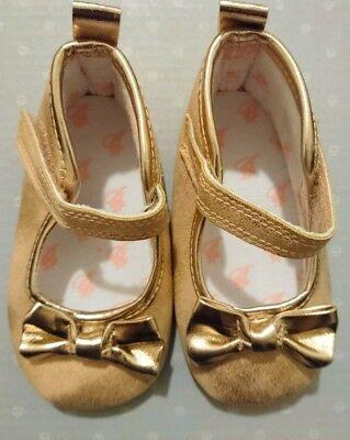 Ted Baker Baby Girl Pram Shoes 3-6