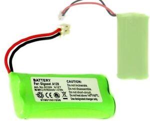 650 Mah Nimh Batterie Pour Siemens Gigaset Al145/as150/al145 Duo/a245/a260-afficher Le Titre D'origine