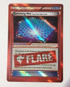 Jamming-Net-98-119-Trainer-Holo-Rare-Pokemon-Card-XY-Phantom-Forces-Pokemon-TCG