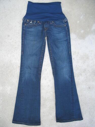 Bootcut True premaman Distressed Religion Stretch In 28 Jeans Pod Joey Sz Pea zAf6qzwnT