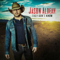 Jason Aldean - They Don't Know [new Cd] on sale