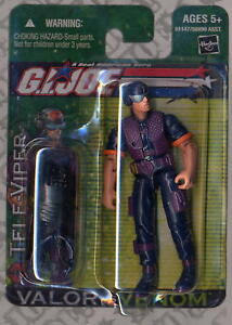 GI Joe Tele-Viper v5 2005 VVV Valor vs Venom complet