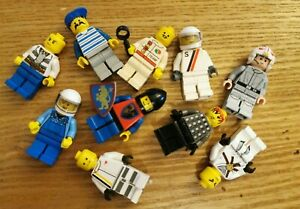 10-x-Lego-Minifigure-People-Minifig-Men-Women-See-Picture-Lot-15