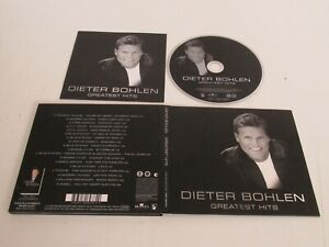 Dieter-Bohlen-Greatest-Hits-Hansa-74321-97231-2-CD-Album-Digipak