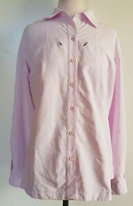 KATHMANDU-Soft-Pink-Mauve-Shirt-Size-14
