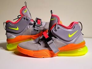 About Force Sherbert Ah6772 Air Nike Mens 9 007 Orange Volt Details Grey Barkley Size 270 XwkuiOPZT