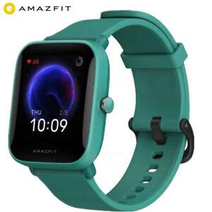 Amazfit Bip U Pro Smart Watch con GPS incorporado rastreador de fitness,verde