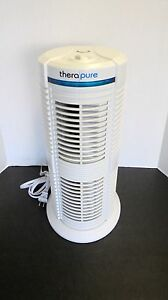 therapure air purifier uv light model tpp220m ebay. Black Bedroom Furniture Sets. Home Design Ideas