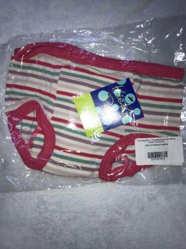 One Pair Of Fairytale Stripe Kickee Pants Girls Training Underwear 3//4T