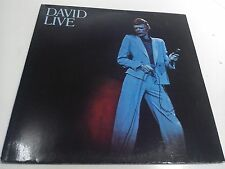 David Bowie David Live at The Tower Philadelphia EX 2 x Vinyl Record LP PL 80771