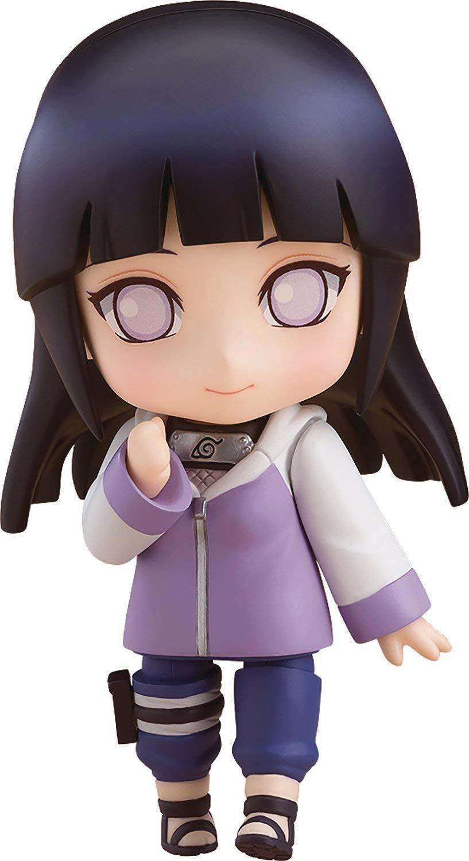 Good Smile Nendoroid Naruto Shippuden: Hinata Hyuga Nendoroid Smile Action Figure 322b08