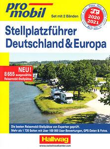 Stellplatzführer 2021