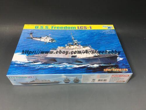 DRAGON 7095 1//700 U.S.S Freedom LCS-1