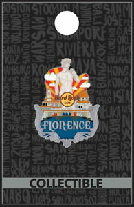 Hard-Rock-Cafe-FLORENCE-2017-Core-City-ICONS-Series-PIN-New-on-Card-HRC-97175