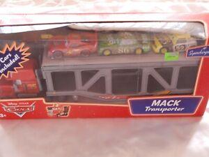 Cars Disney Pixar Toy Complete Sets Mack Transporter 2006 Ebay