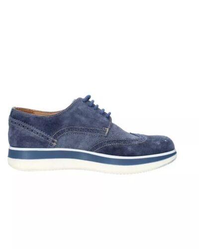 Blue uk b Brogue Suede Ira 2 36 Jackal Eu 3 35 Ag861 Textile Femme Chaussures 4UqwZU