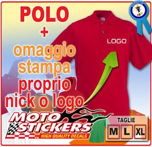 Abbigliamento-Polo-Rossa-Fruit-personalizzata-con-vostro-nome-logo