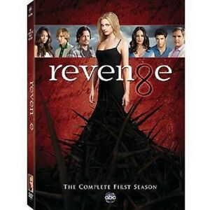 COFFRET 6 DVD SERIE : REVENGE - SAISON 1 INTEGRALE - VOST - ZONE 1 : USA CANADA