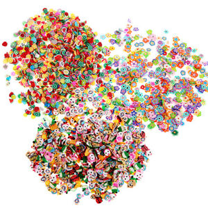 3D-Fimo-Nail-Art-Decoration-Polymer-Clay-Canes-DIY-Slices-Design1000pcs-pack