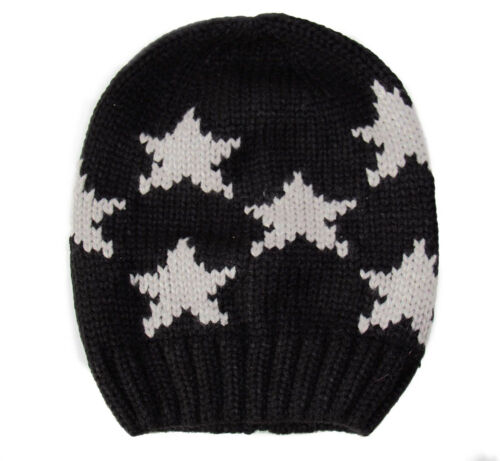 Cartoon Damen Strickmütze Winter Mütze