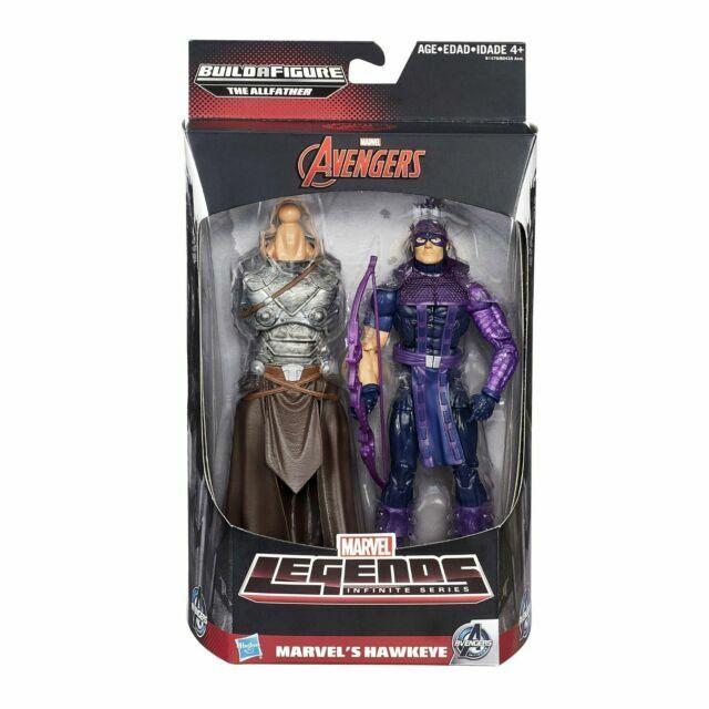 "Marvel Legends BAF Allfather 6/"" Action Figure Hawkeye 2015 Hasbro"