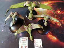 Star Trek The Final Frontier Exquisite Collectors Rare Ring MCC-1701