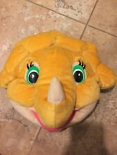 The Land Before Time Triceratops Cera Wendys Bobblehead eBay