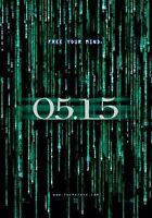 The Matrix Reloaded Original S/S Holofoil Advance Movie Poster 27x40 NEW 2003