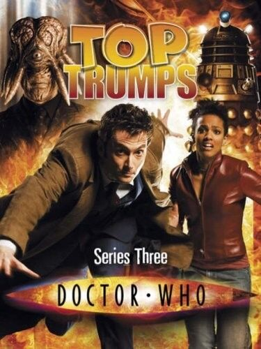 1 of 1 - New, Doctor Who Series 3 (Top Trumps), Moray Laing, Book
