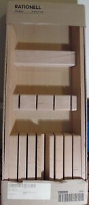 IKEA-RATIONELL-Wooden-Cutlery-Knife-Tray-Add-on-50-x-20-cm-601-855-24