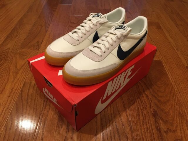 Granjero Corteza virtud  Nike Killshot 2 ORIGINAL RELEASE GUM BOTTOM - NOT FADED VERSION MEN J CREW  8.5M for sale online