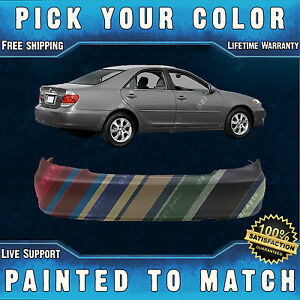 new painted to match rear bumper cover fascia for 2002. Black Bedroom Furniture Sets. Home Design Ideas