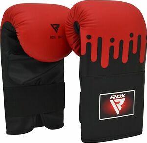RDX-Gants-de-Boxe-Sac-Frappe-Muay-Thai-KickBoxing-Mitaines-Sparring-Entrainement