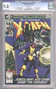 Uncanny-X-Men-143-CGC-9-8-Marvel-1981-Kitty-Pryde-Christmas-Story