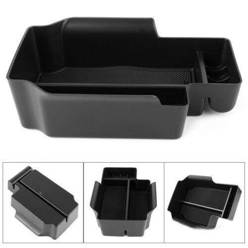 Center Console Armrest Storage Box Tray For GMC Canyon SLE SLT 2015-2019