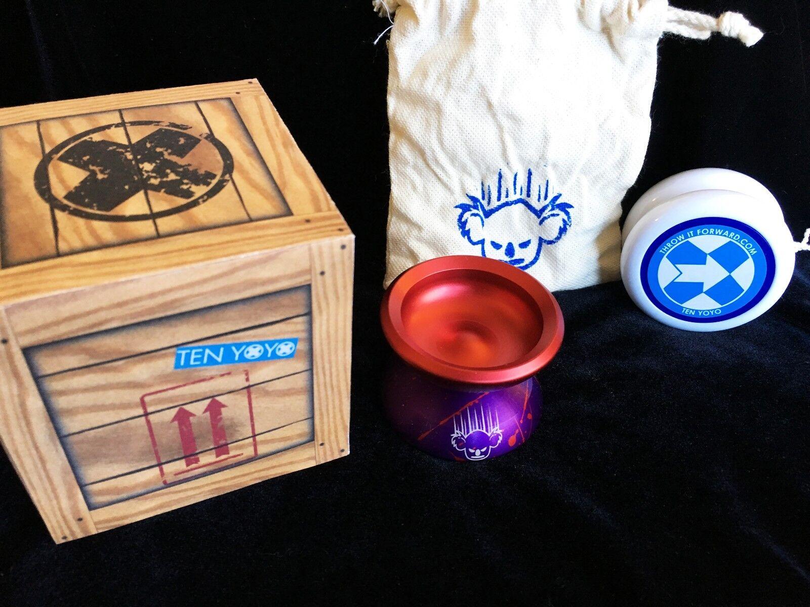 Ten YoYo   DROP BEAR - New In Box MINT