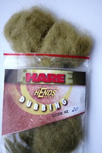 Hends Hasen  Dubbing Soft /& Grannen # 20 INSEKTENGRÜN