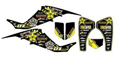 Suzuki LTZ 400 ATV Quad Graphic Kit  2003-2008