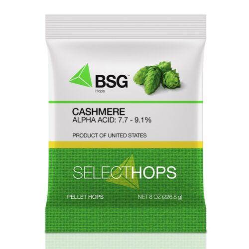 Cashmere Hop Pellets 8 oz