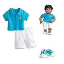Buy American Girl Bitty Baby Twin Boy Sunny Fun Outfit Book Polo