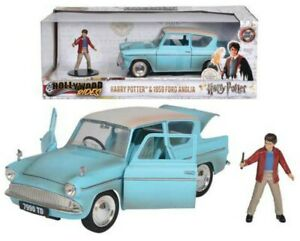 Ford-ANGLIA-1959-039-HARRY-POTTER-039-Jada-Auto-Modell-1-24